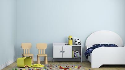 Les choix pour une chambre d'enfant