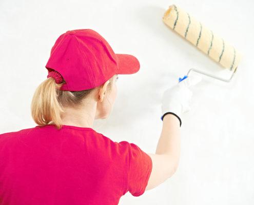 Travaux de peinture pour les professionnels