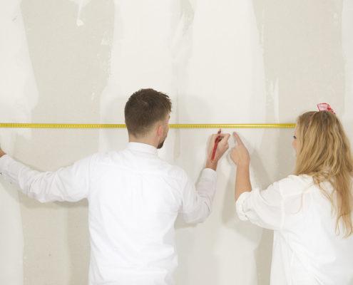Travaux de plâtrerie pour les professionnels